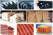 Основные виды стройматериалов