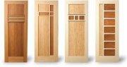 Бамбуковые двери