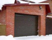 Как сделать стяжку возле гаража