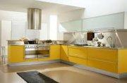 Особенности интерьера угловой кухни
