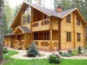 Безопасно ли строить дом из дерева