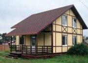 Купить каркасный дом - строительство дачных домов в СПб ...