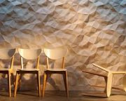 Декоративные гипсовые 3d панели и дизайнерские рельефные панели