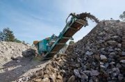 Добыча щебня и строительного камня