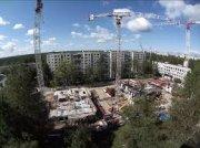 Видеонаблюдение за строительным объектом